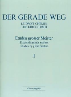 Der Gerade Weg. Volume 1 - Kurt Herrmann - laflutedepan.com