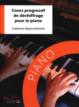 Cours Progressifs de déchiffrage Garforth Catherine Meyer laflutedepan