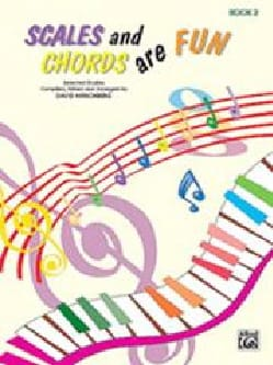 David Hirschberg - Scales And Chords Are Fun Volume 2 - Partition - di-arezzo.fr
