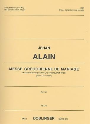 Messe Grégorienne de Mariage. Conducteur - laflutedepan.com