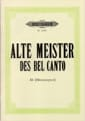 - Alte Meister of Bel Canto. Alto - Sheet Music - di-arezzo.co.uk