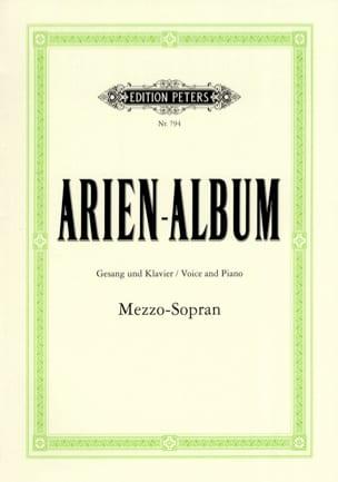 - Arien Album Mezzo - Partition - di-arezzo.fr