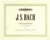 Orgelwerke. Volume 9 BACH Partition Orgue - laflutedepan