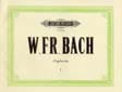 Wilhelm Friedemann Bach - L'oeuvre D'orgue. Vol 1 - Partition - di-arezzo.fr