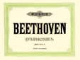 BEETHOVEN - Symphonies 1 to 5. 4 Hands - Sheet Music - di-arezzo.co.uk