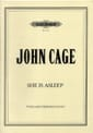 John Cage - She Is Asleep - Sheet Music - di-arezzo.com