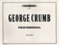 George Crumb - Processional - Sheet Music - di-arezzo.co.uk