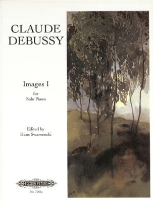 Claude Debussy - Images Vol 1 - Partition - di-arezzo.fr