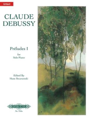 Préludes. 1er Livre - Claude Debussy - Partition - laflutedepan.com