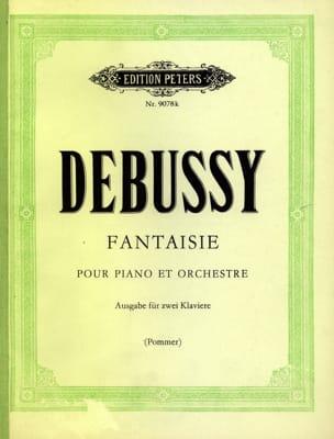 DEBUSSY - Oeuvres pour 2 Pianos. Volume 10 - Partition - di-arezzo.fr