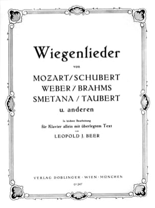 - Wiegenlieder - Sheet Music - di-arezzo.co.uk