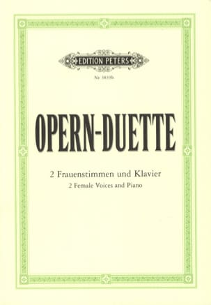 - Opern-Duette - Sheet Music - di-arezzo.co.uk