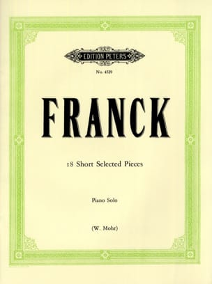 César Franck - 18 Kleine Stücke - Sheet Music - di-arezzo.co.uk