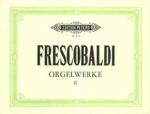 Girolamo Frescobaldi - Orgelwerke Bd. II - Partition - di-arezzo.fr