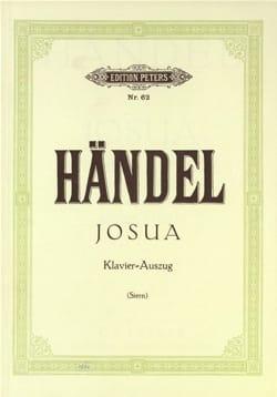 Josua HWV 64 - HAENDEL - Partition - Chœur - laflutedepan.com