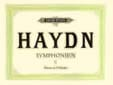 Symphonies Volume 2. 4 Mains HAYDN Partition Piano - laflutedepan