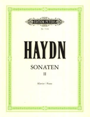 HAYDN - Volumen 2 de Sonatas - Partitura - di-arezzo.es