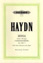 HAYDN - Theresienmesse Hob 22-12 - Sheet Music - di-arezzo.co.uk