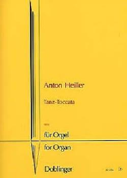 Anton Heiller - Tanz-Toccata - Sheet Music - di-arezzo.com