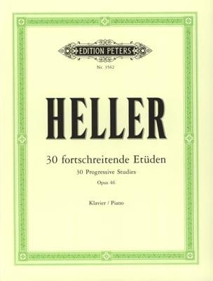 Stephen Heller - Etüden Opus 46 - Partitura - di-arezzo.es