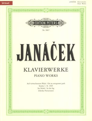 Leos Janacek - Piano Works - Sheet Music - di-arezzo.com