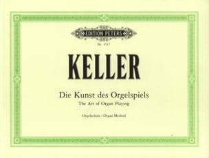 Hermann Keller - Kunst des Orgelspiels - Sheet Music - di-arezzo.com