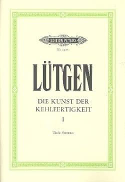 Lütgen - Die Kunst Der Kehlfertigkeit. Deep voice - Sheet Music - di-arezzo.com