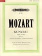 MOZART - Piano Concerto No. 7 in F major For 3 K 242 Pianos - Sheet Music - di-arezzo.com