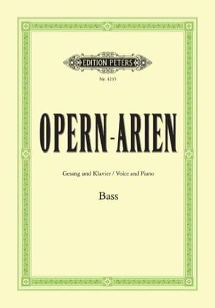 - Opern Arien Basse - Partition - di-arezzo.fr