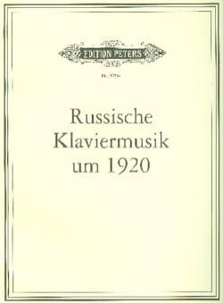 Russiche Klaviermick Um 1920 - Partition - di-arezzo.fr