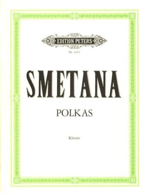 Polkas - Bedrich Smetana - Partition - Piano - laflutedepan.com