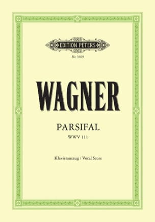 Richard Wagner - Parsifal Wwv 111 - Partition - di-arezzo.fr