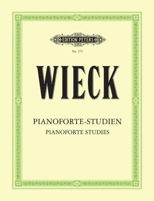 Pianoforte-Studien - (Friedrich) Wieck - Partition - laflutedepan.com