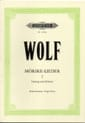 Hugo Wolf - Mörike-Lieder 1. High Voice - Sheet Music - di-arezzo.co.uk