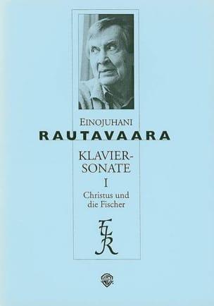 Sonate N°1 Op. 50 - Einojuhani Rautavaara - laflutedepan.com