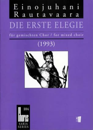 Einojuhani Rautavaara - Erste Elegie - Sheet Music - di-arezzo.co.uk