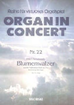 TCHAIKOWSKY - Blumenwalzer Aus Nussknacker - 楽譜 - di-arezzo.jp