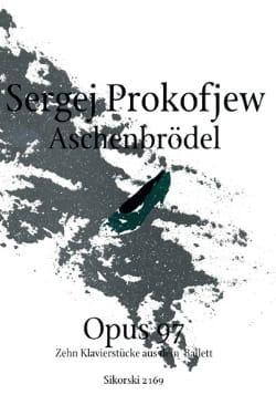 Sergei Prokofiev - Aschenbrödel Opus 97. - Partition - di-arezzo.fr