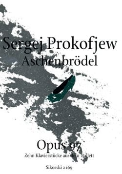 Aschenbrödel Opus 97. - Sergei Prokofiev - laflutedepan.com