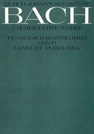 Languet Anima Mea. Conducteur - laflutedepan.com