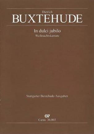 Dietrich Buxtehude - In Dulci Jubilo Buxwv 52 - Sheet Music - di-arezzo.com