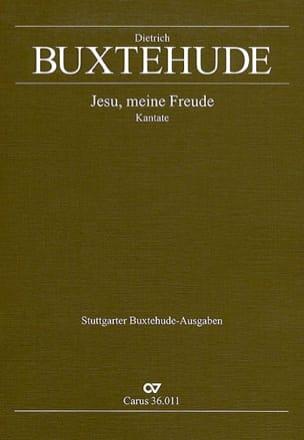 Dietrich Buxtehude - Jesu, meine Freude - Partition - di-arezzo.fr