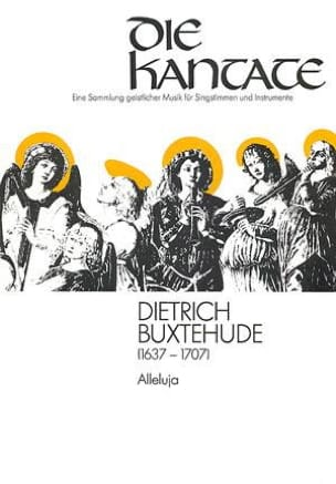 Dietrich Buxtehude - Alleluja BuxWV 43. - Sheet Music - di-arezzo.co.uk