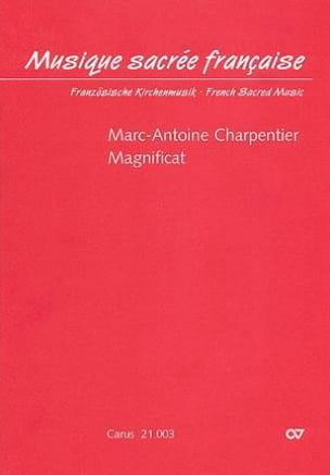 Magnificat H 80 - Marc-Antoine Charpentier - laflutedepan.com