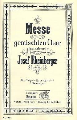 Messe Sol Majeur Opus 151 - laflutedepan.com