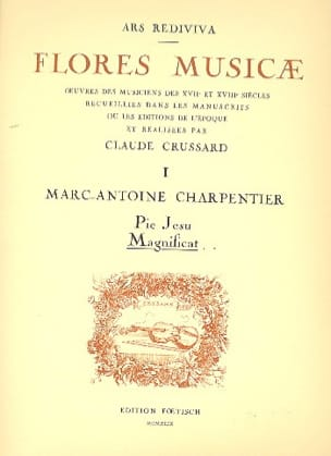 Marc-Antoine Charpentier - Magnificat H 73 - Sheet Music - di-arezzo.co.uk