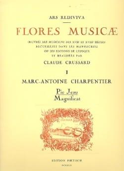 Pie Jesu - Marc-Antoine Charpentier - Partition - laflutedepan.com