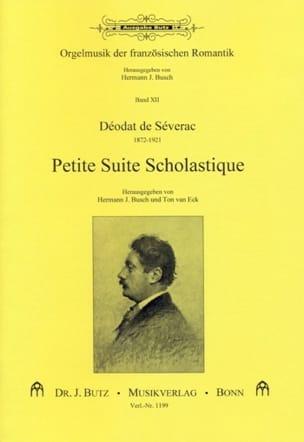 Petite Suite Scholastique - Déodat de Séverac - laflutedepan.com