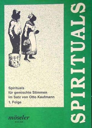 Spirituals Volume 1 - Partition - Chœur - laflutedepan.com