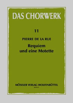 Requiem und eine Motette - Rue Pierre de La - laflutedepan.com